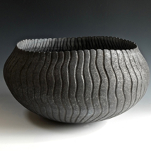 'Eroded Vessel' 29h x 50dia £4000-00