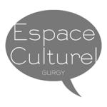 Espace Culturel Gurgy logo n&b 11*11